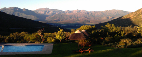 Porterville Paragliding - Citrusdal Accommodation